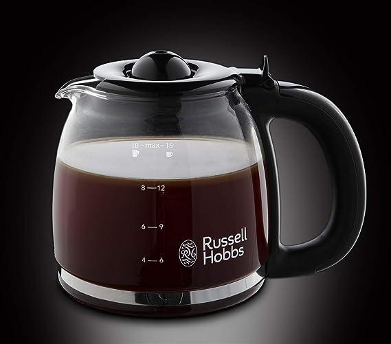 Russell Hobbs Victory - Cafetera de Goteo (Jarra Cafetera para 15 ...