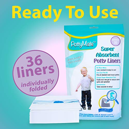 Buy portable potty liners