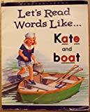 img - for Let's Read Words Like... Kate and Boat book / textbook / text book
