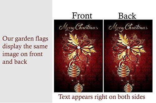 christmas garden flags. Home / Ribbons \u0026 Bows Premium Christmas Garden Flag Flags