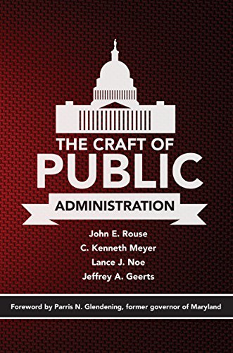 The Craft Of Public Administration Rouse Free Download