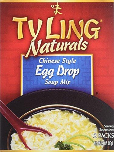 Ty Ling Soup Mix Egg Drop (Best Egg Drop Soup)