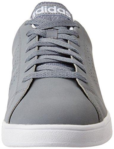Advantage Baskets Gris Clean Homme VS Basses adidas avqdxFnd
