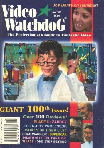 Video Watchdog #100 (October 2003) (Warrior Tiger Watch)