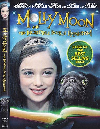 Molly Moon   The Incredible Book Of Hypnotism  Dvd   Vudu Expires 10 31 18