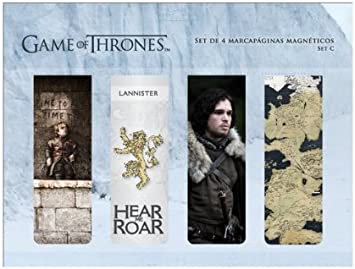 Marque-page inspir/é de Game of Thrones Cadeau grav/é