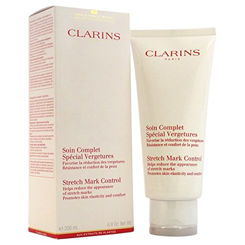 Clarins Stretch Mark Control Lotion for Unisex, 6.7 Ounce