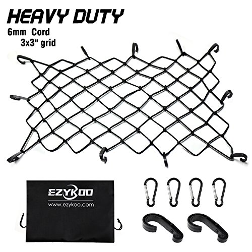 jeep cargo netting - 2