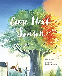 Book Cover: Come Next Season