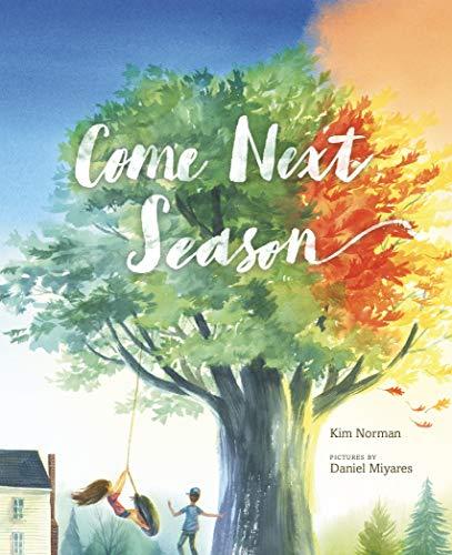 Book Cover: Come Next Season
