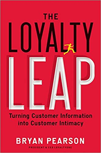 The Loyalty Leap, by Bryan Pearson