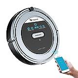 Proscenic SUZUKA WIFI Robotic Vacuum Cleaner, Smartphone APP...