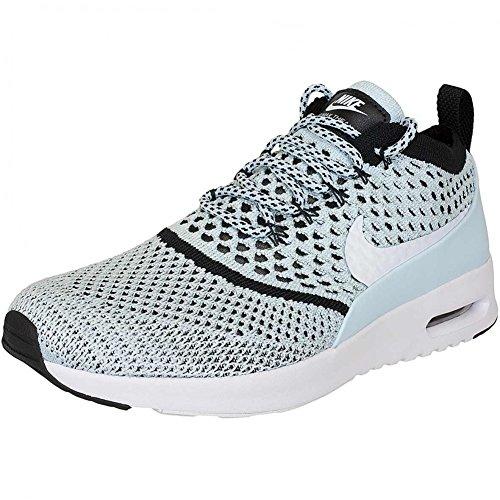 Nike - Zapatillas de Lona para mujer azul y blanco