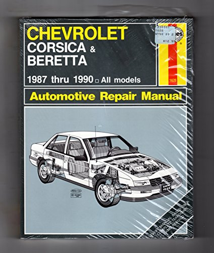 Chevrolet Corsica and Beretta Automotive Repair Manual, 1987-1992