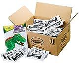 Crayola BIN236001 Model Magic Modeling Compound Classpack, White, 1 oz, Pack of 75