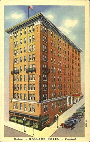 Holland Hotel Duluth, Minnesota Original Vintage Postcard
