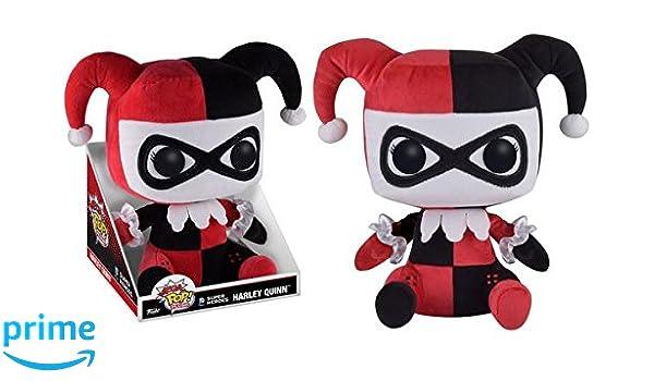 Funko - Peluche DC Heroes - Harley Quinn Pop 40cm ...