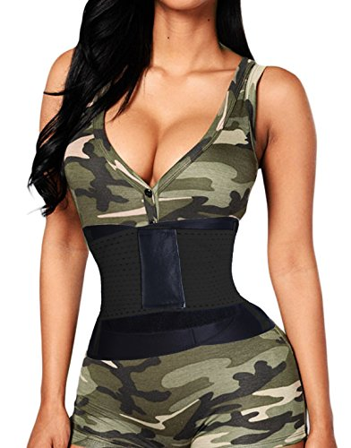 waist-trimmer-weight-loss-exercise-workout-equipment-for-abs-lower-back-support-m-black