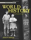 World History-Student, James Stobaugh, 0890516480