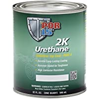 POR-15 43404 Gloss White 2K Urethane - 1 quart by POR-15