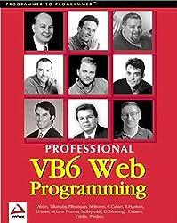 Professional Visual Basic 6 Web Programming