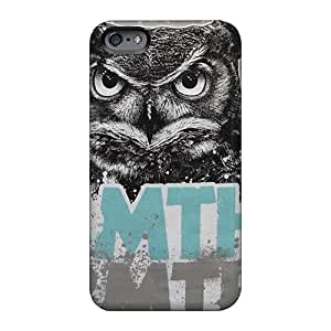 Shockproof Hard Cell-phone Case For Apple Iphone 6plus With Unique Design Fashion Bring Me The Horizon Band Bmth Image ErleneRobinson