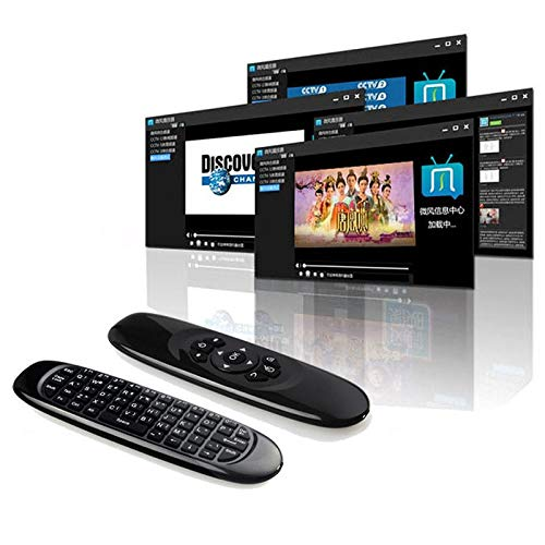 YOOJOP Fashion 2.4G Wireless Remote Control Keyboard Air Mouse for XBMC Android TV Box Produced by YOOJOP