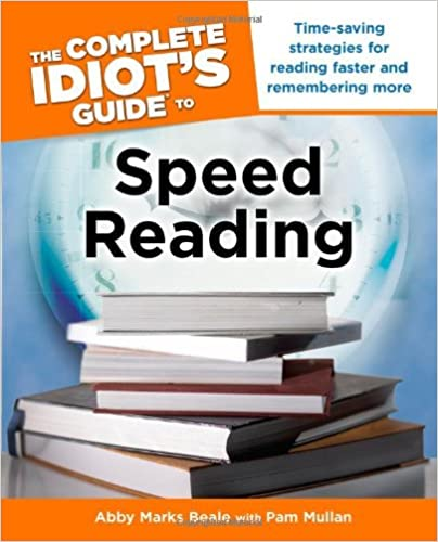 Image result for the complete idiot's guide to speed reading