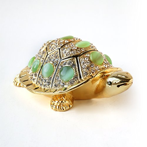 Enamel Jewelry Trinket Box - 3