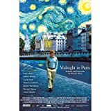 Midnight in Paris - Van Gogh - Seine - Owen Wilson 11x17 Poster