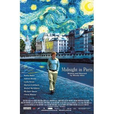 amazon com 11x17 midnight in paris movie poster prints posters