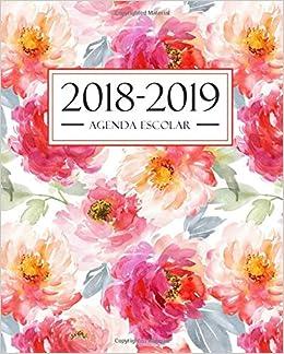 Agenda escolar 2018-2019: 190 x 235 mm: Agenda 2018-2019 ...