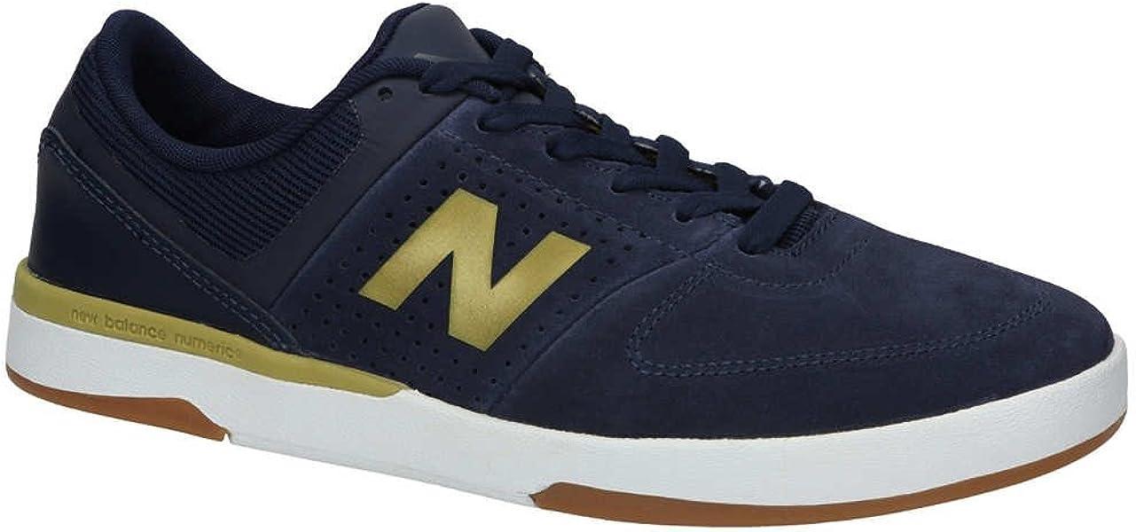 New Balance Numeric 533 V2 NavyGold Shoe (8 UK): Amazon.co