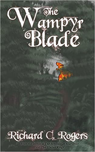 New novel! The Wampyr Blade