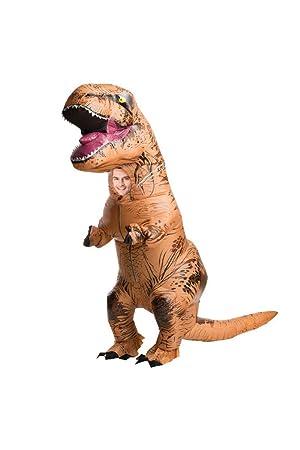 Nuevo Disfraz Inflable de Dinosaurio T-Rex - Calidad ...