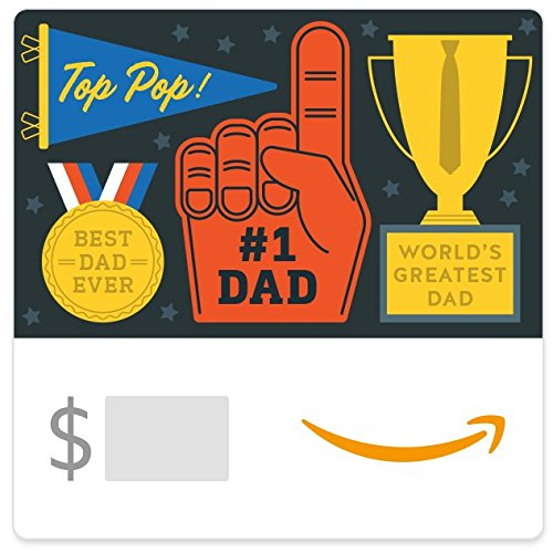 Amazon eGift Card - Best Dad