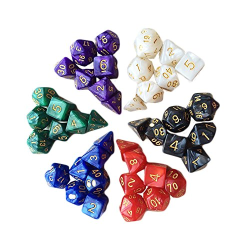 Dungeons Dragons D4 D20 Multi sided Random product image