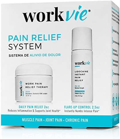 Workvie Pain Relief System Inflammatory