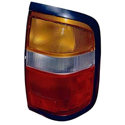 DEPO 315-1906R-AS Replacement Passenger Side Tail Light Assembly (This product is an aftermarket product. It is not created or sold by the OE car company): Automotive [5Bkhe2001793]