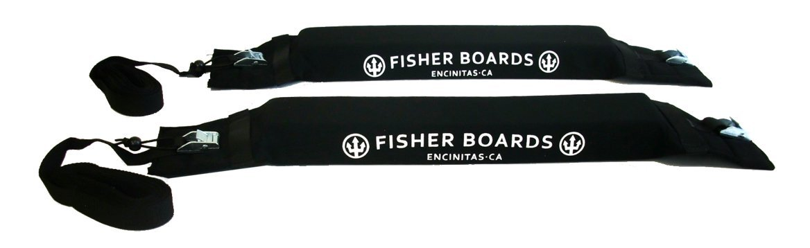 Fisher Boards Surfboard Paddle Board Soft Rack System