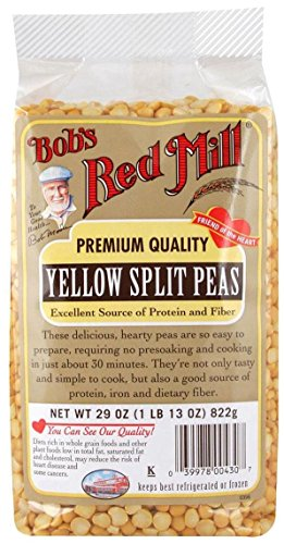 Bob's Red Mill Yellow Split Peas Beans - 29 oz by Bob's Red Mill