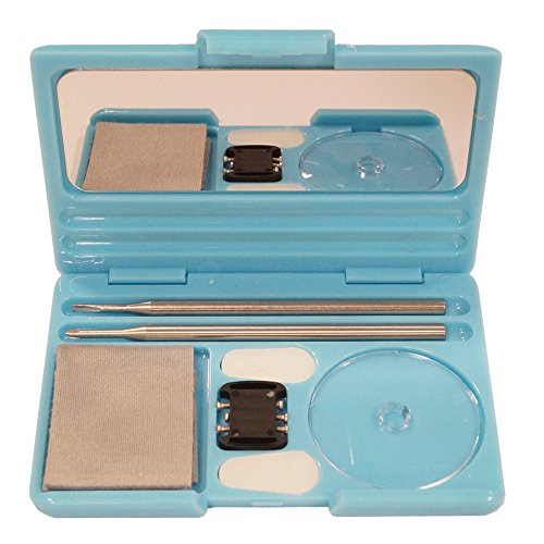 SOS Optical Everywhere Eyeglass Repair Kit Credit Card Size Lt. - Sunglasses Transition Non Prescription