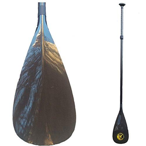 Paddle GanG Remo de Paddle Surf Ajustable Fabricado en Carbono Muy Ligero y Alto Rendimiento: Amazon.es: Deportes y aire libre