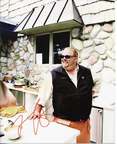 Mario Batali Food Network TV Iron Chef The Chew Rare Signed Autograph Photo