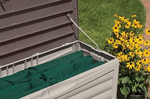 Suncast 103 Gallon Deck Box Review DB10300