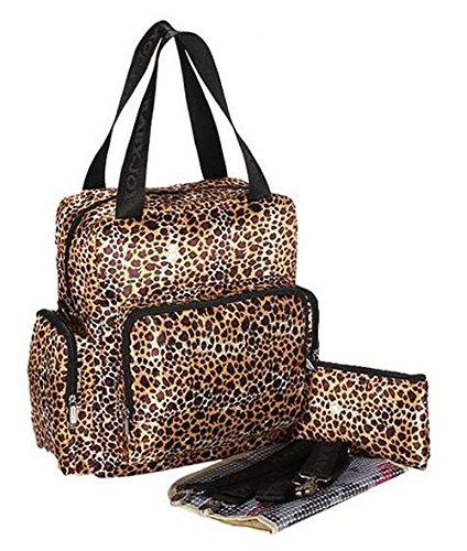 Yoovi Multifunction Mummy Bag Backpack Shoulder Bag