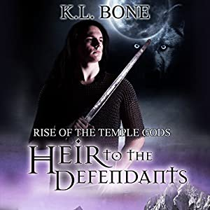 Heir to the Defendants Audiobook