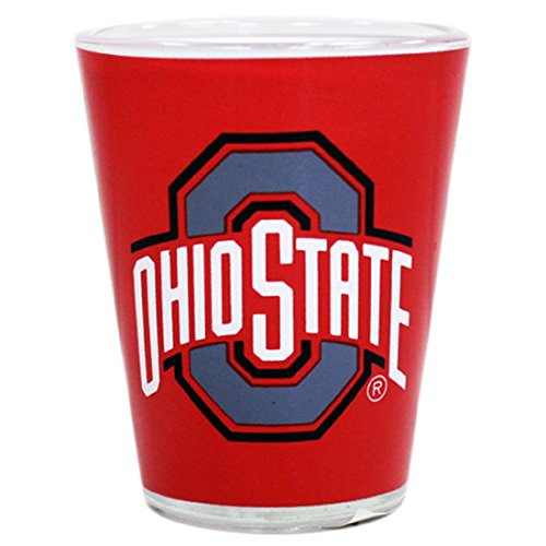 Jenkins Enterprises Ohio State Buckeyes Two Tone Shot Glass