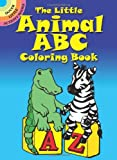 The Little Animal ABC Coloring Book