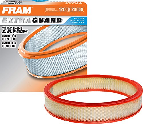 FRAM CA340A Extra Guard Round Plastisol Air Filter